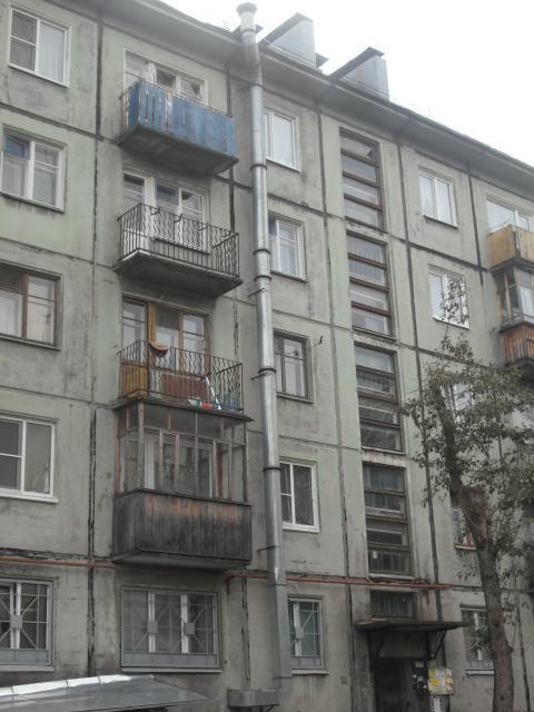 Дворовый фасад, ул. Ломоносова, д.76