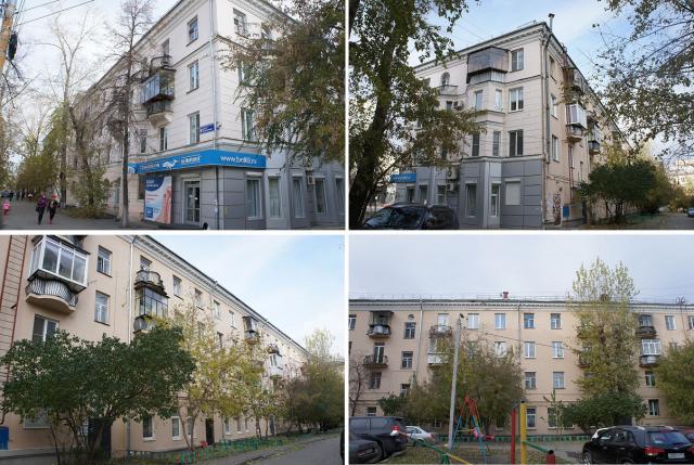"""4-х этажная """"сталинка""""?"""