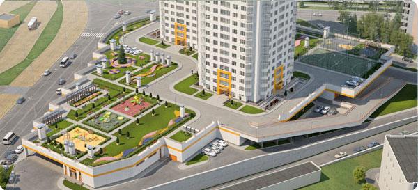 В ЖК «Подсолнухи» появятся новые квартиры