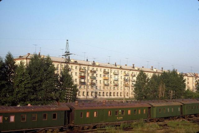 типовые дома СССР, Ретро фото 11