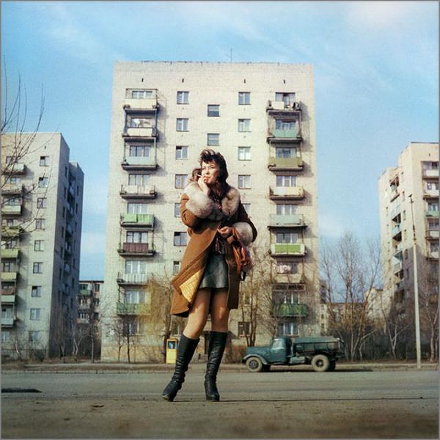 Ретро фото 12, типовые дома СССР