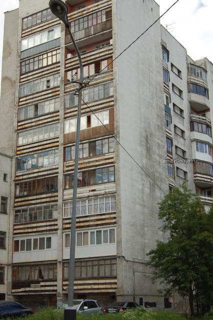 Предп. 85 серия Мурманск