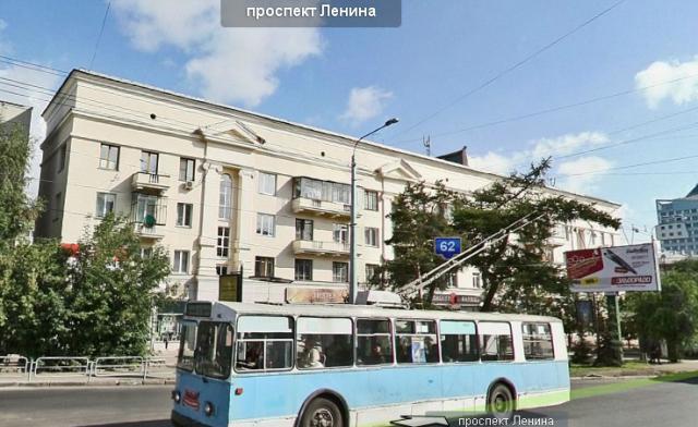 Типовые серии домов в Челябинске