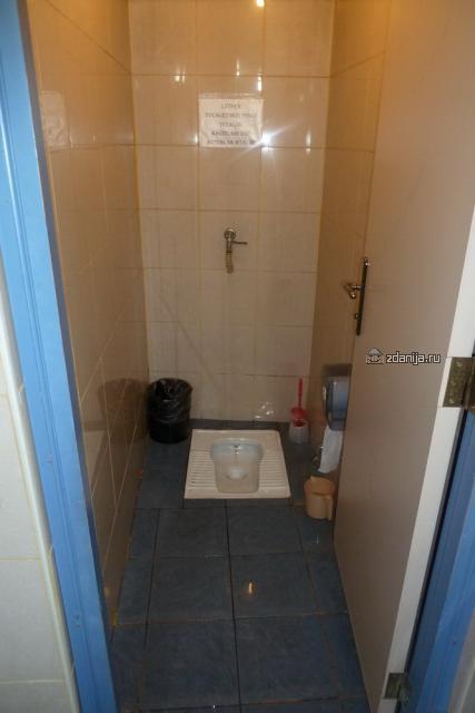Европейский туалет или восточный