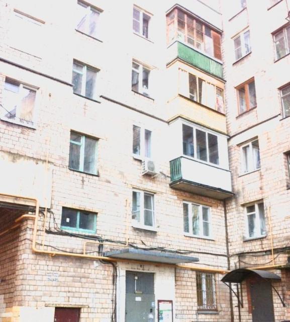 Москва, улица Трофимова, дом 15, Серия: II-29-3,  (ЮВАО, район Южнопортовый)