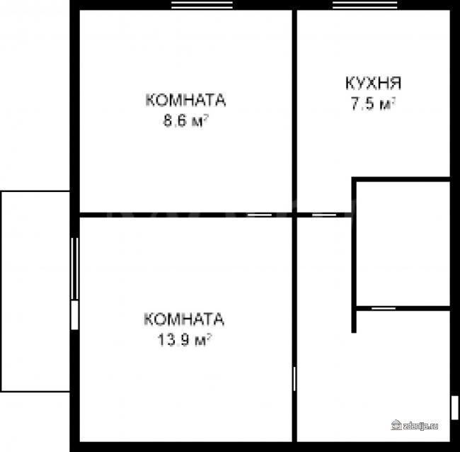 Москва, Бойцовая улица, дом 22, корпус 6 - Серия II-18/9 (ВАО, район Богородское)