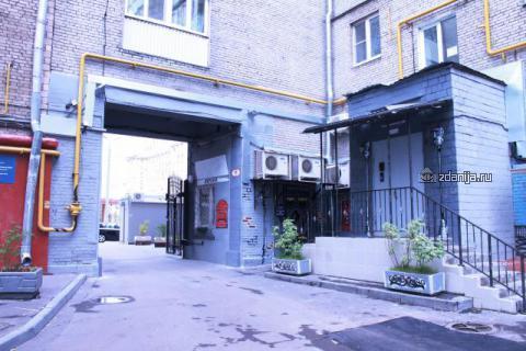 Москва, Краснопрудная улица, дом 11 (ЦАО, район Красносельский)