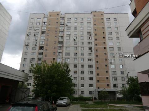 Москва, 9-я Парковая улица, дом 42, Серия П-30 (ВАО, район Измайлово)