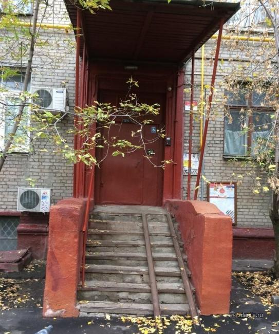 Москва, 5-я Кожуховская улица, дом 10 (ЮАО, район Даниловский)