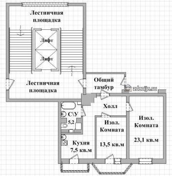 Москва, 2-й Новоподмосковный переулок, дом 3 (САО, район Войковский)