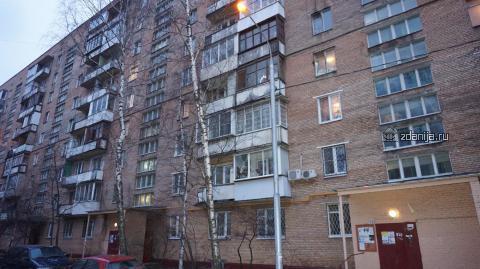 Москва, Старомарьинское шоссе, дом 11 (СВАО, район Марьина Роща)