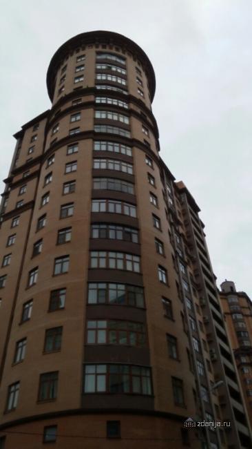 Москва, набережная Академика Туполева, дом 15 (ЦАО, район Басманный)