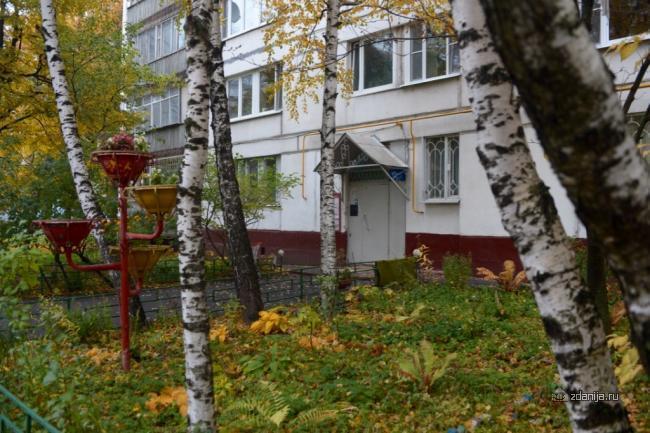 Москва, улица Тёплый Стан, дом 25, корпус 5, Серия II-68 (ЮЗАО, район Теплый Стан)