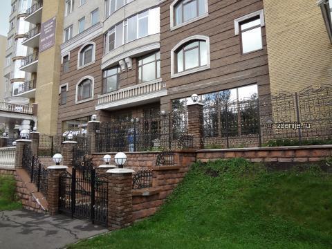 Москва, Талалихина улица, д.8 (под. 1-4) (ЦАО, район Таганский)