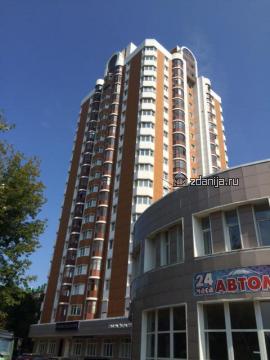 Москва, улица Ватутина, дом 18, корпус 2 (ЗАО, район Фили-Давыдково)