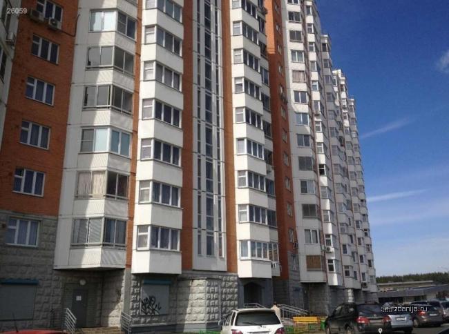 Москва, Лухмановская улица, дом 34, Серия П-44т (ВАО, район Косино-Ухтомский)
