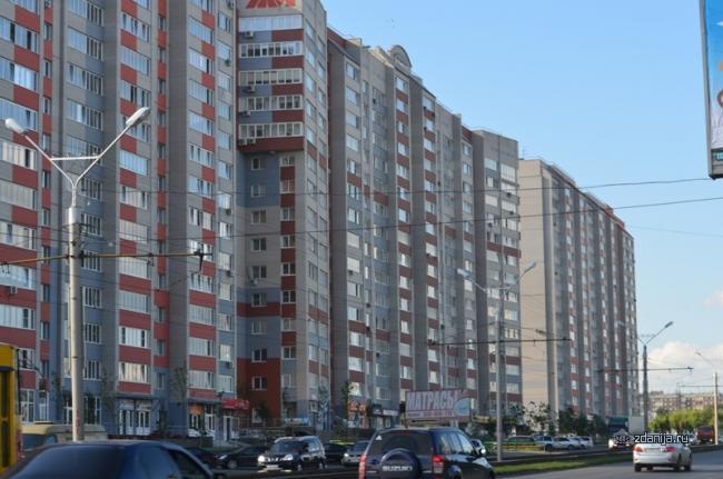 г. Барнаул, ул. Попова, дом 150