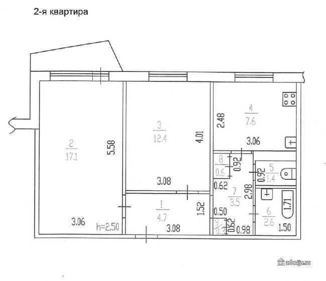г. Барнаул, ул. Чкалова, дом 57
