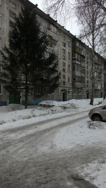 г. Барнаул, ул. 50 лет СССР, дом 31
