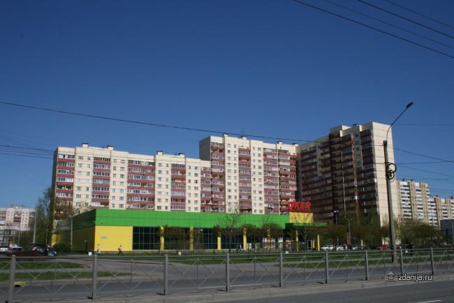 г Санкт-Петербург, пр-кт Ленинский, д.96, корп.1