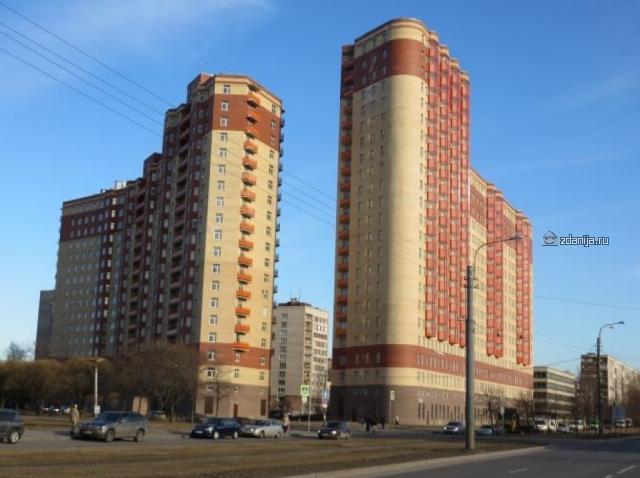 г Санкт-Петербург, ул Бухарестская, д.80