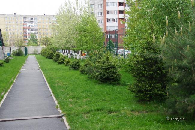 г. Барнаул, ул. Антона Петрова, дом 247
