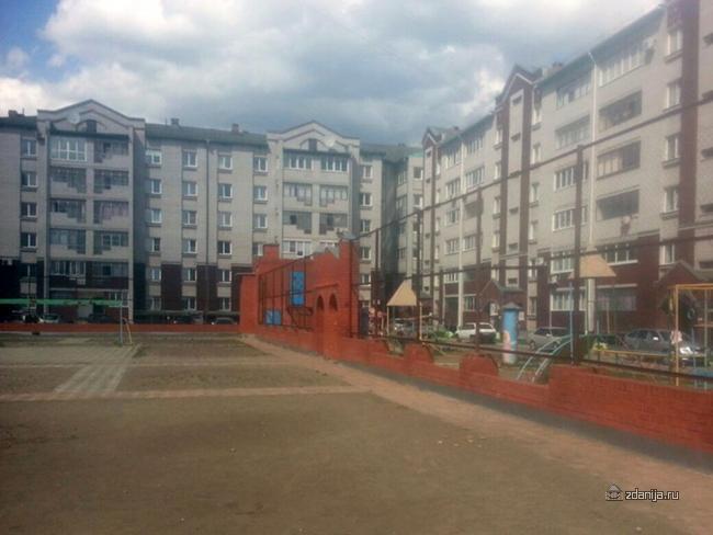 г. Барнаул, проезд Северный Власихинский, дом 66
