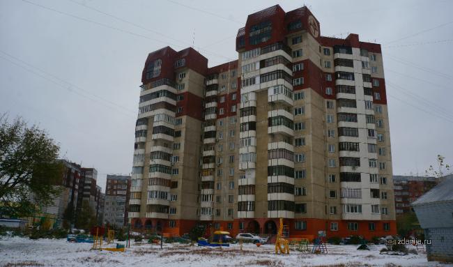 г. Барнаул, ул. Энтузиастов, дом 30