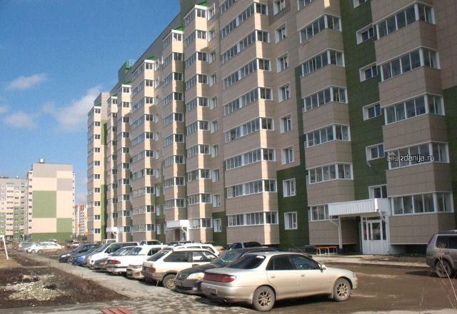 г. Барнаул, ул. Сергея Ускова, дом 40