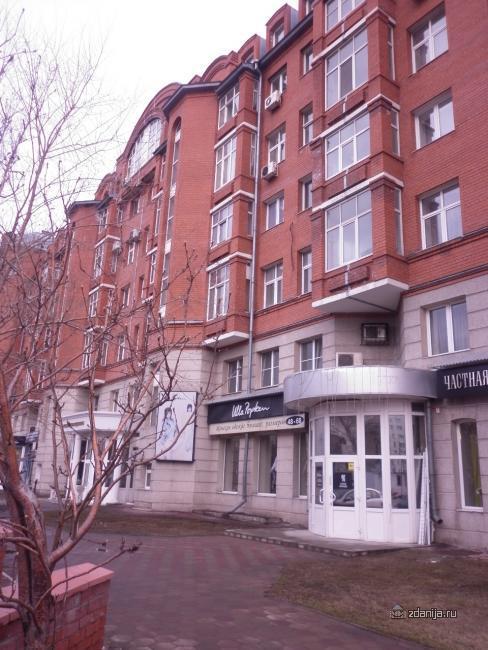 г. Барнаул, ул. Партизанская, дом 83