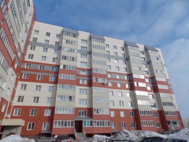 г. Барнаул, ул. Шумакова, дом 61