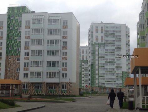 г Санкт-Петербург, п. Янино, Голландская улица, дом .3
