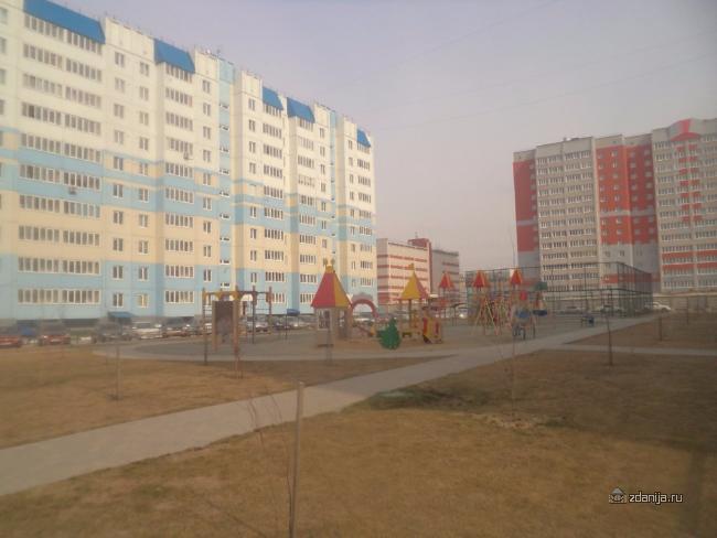 г. Барнаул, ул. Власихинская, дом 87