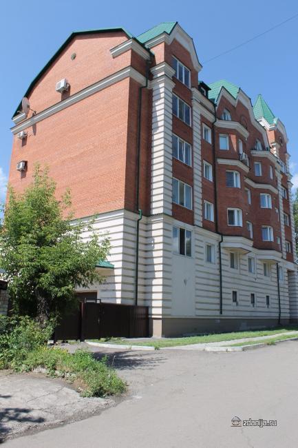 г. Барнаул, ул. Короленко, дом 113