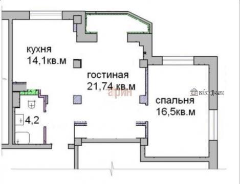 г Санкт-Петербург, ул. Ленсовета, д.43