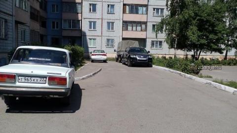 г. Барнаул, ул. Шумакова, дом 30