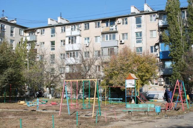 г. Волгоград, ул. Казахская, дом 17