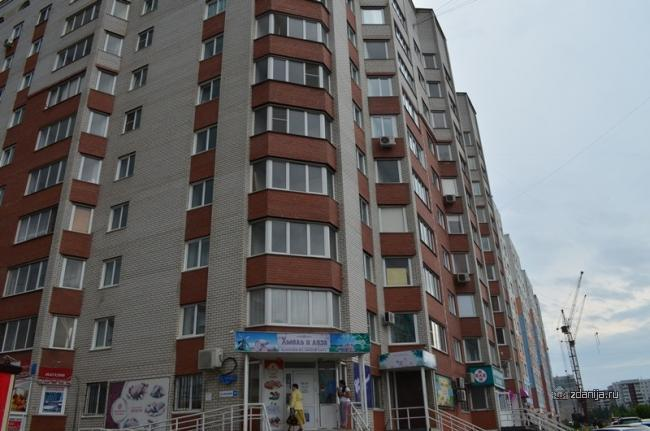 г. Барнаул, ул. Лазурная, дом 44