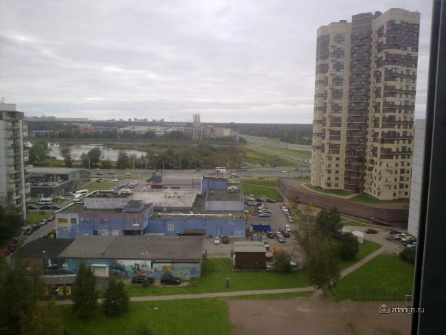 г Санкт-Петербург, пр-кт Суздальский, д.3, кор 2