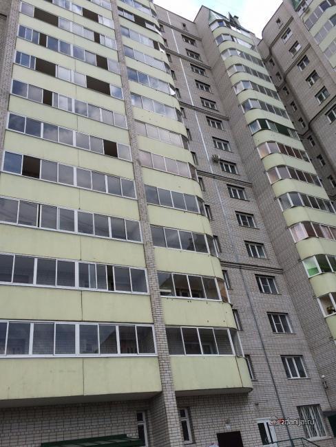 г. Барнаул, ул. Антона Петрова, дом 246