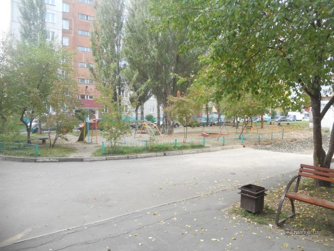 г. Барнаул, ул. Шумакова, дом 45