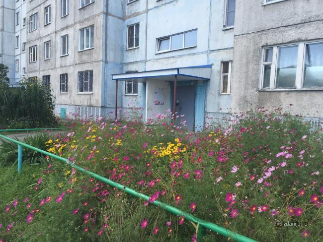 г. Барнаул, пер. Ядринцева, дом 130