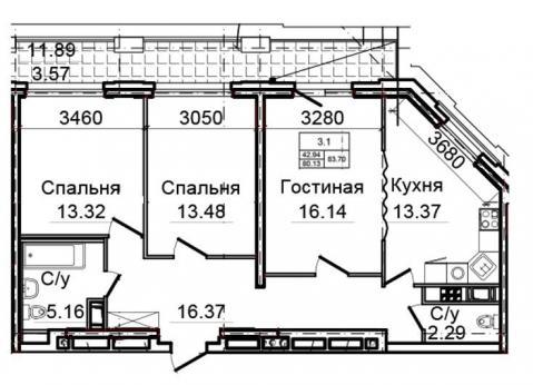г Санкт- Петербург, ул. Мира, д.37