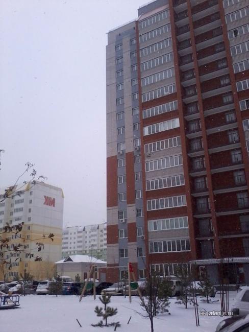 г. Барнаул, ул. Власихинская, дом 77