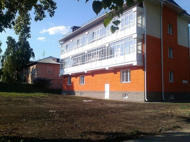 г. Барнаул, ул. Чкалова, дом 40