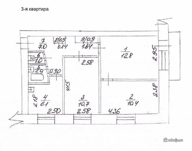 г. Барнаул, ул. Воровского, дом 111