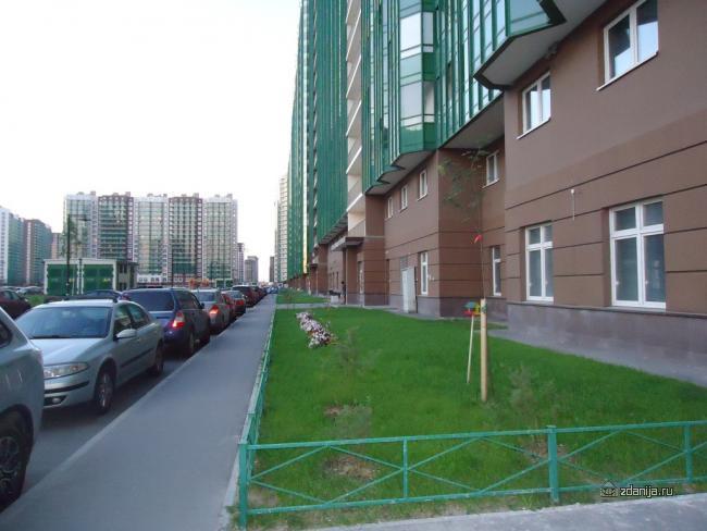 г Санкт-Петербург, Шувалова, д.1