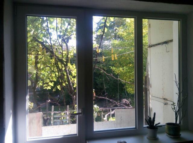 Балконный блок из профиля WDS