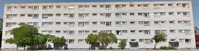 """Дома со сверхмалыми квартирами """"EKE"""" (Эстония)"""