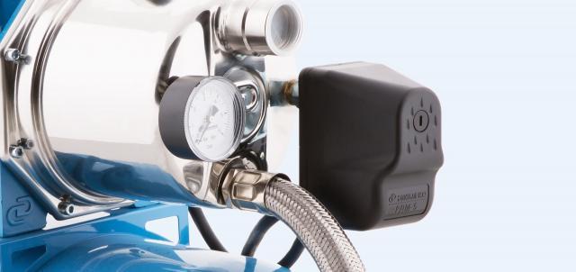 Как почистить реле давления ( на примере ДЖИЛЕКС - РДМ-5)